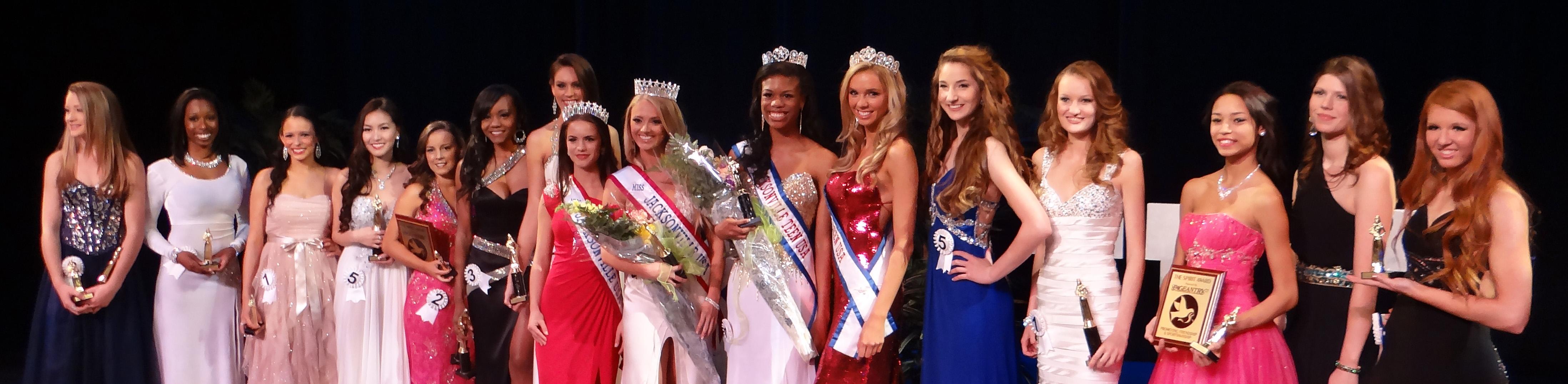 Miss Teen Usa 2014