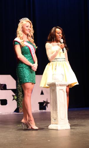 farewell pageant speech | just b.CAUSE